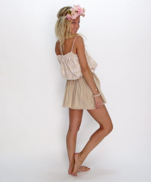 Dress Mexico tunique boheme French fashion brand beachwear vetement boheme clothe beachwear les neobourgeoises tunique hippie chic resortwear nice resortwear cannes