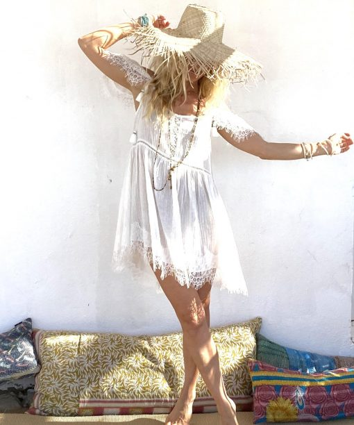 Dress Rio - Les Néobourgeoises - Bohemian dress - Chic dress